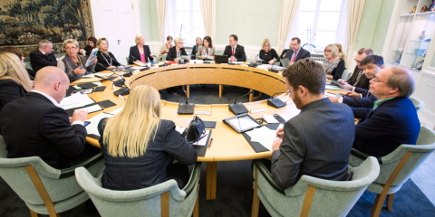 The Committee on Foreign Affairs deals with motions relating to Sweden's cooperation and relations with other countries.